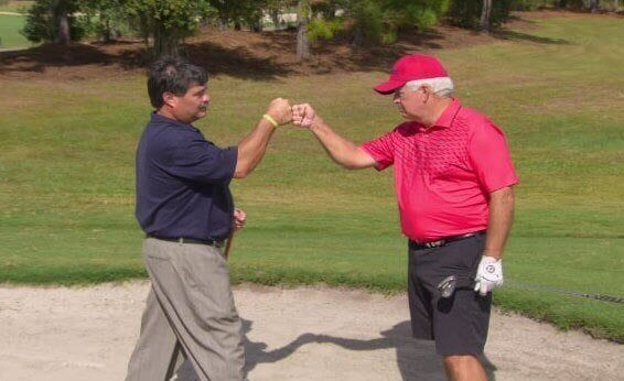 The Choice is Easy When you are looking for quality golf lessons in Orlando or anywhere, there are literally hundreds of choices you