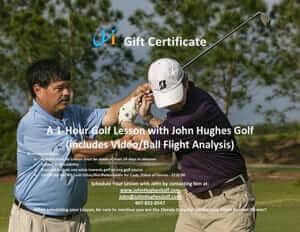 John Hughes Golf, Orlando Golf Lessons, Orlando Golf Schools, 2015 Holiday Gift Ideas, Golf Lessons in Orlando, Golf Schools in Orlando, Golf Lessons in Kissimmee