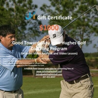 $1000 Gift Certificate