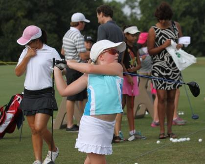 Drive Chip and Putt Registration