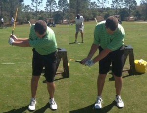 Patience John HUghes Golf Golf Lessons Orlando Golf School
