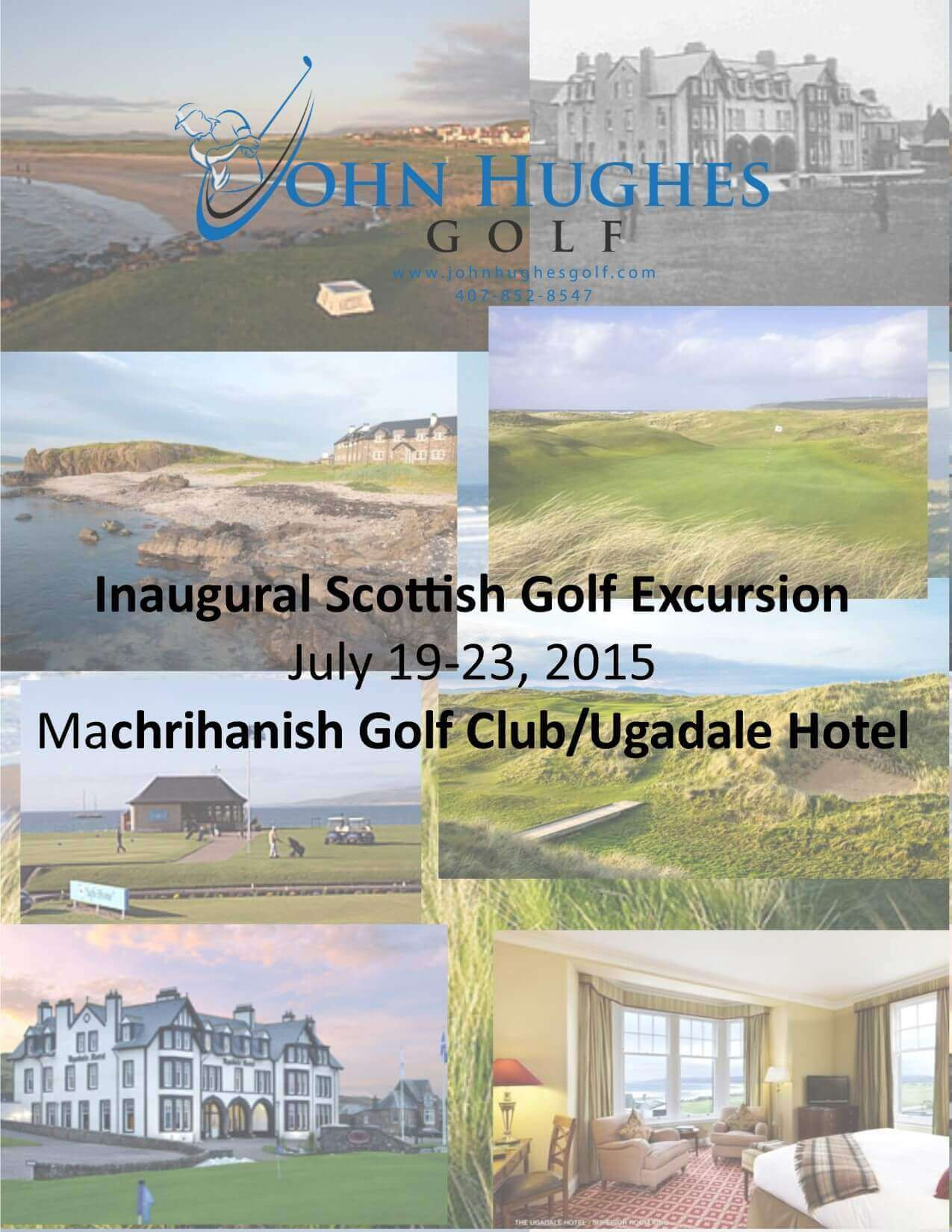 Announcing Golf School Vacations
