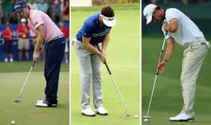 Anchoring Your Putter