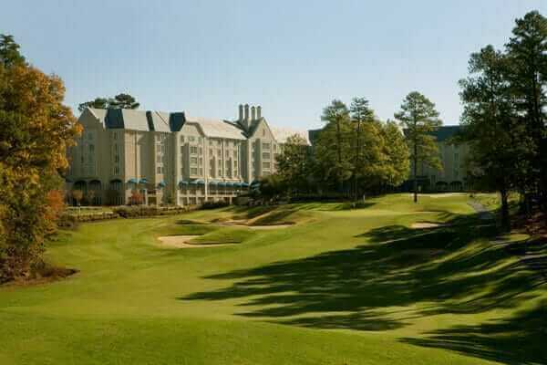 First College Golf Course Poll