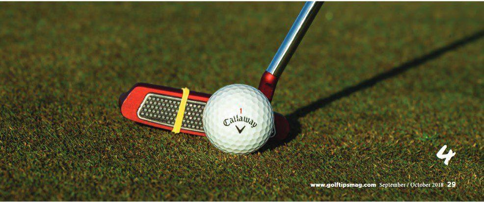 Latest Golf Tips Magazine Article