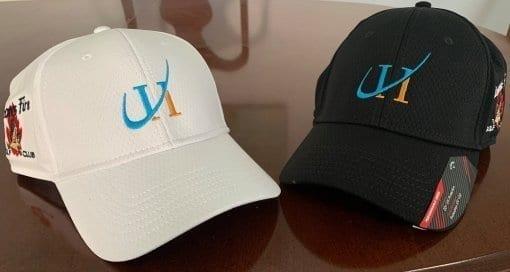 John Hughes Golf, John Hughes Golf Logoed Hats, Logoed Hats of John Hughes Golf, Callaway Golf Tour Authentic Performance Hat