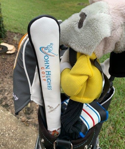 John Hughes Golf, John Hughes Golf Alignment Rod Cover, Alignment Sticks, Alignment Rods, Orlando Golf Schools, Orlando Golf Lessons, Golf Lessons in Orlando, Golf Schools in Orlando