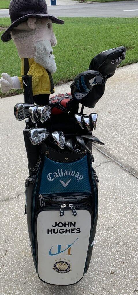 John Hughes Golf, Organizing Your Golf Clubs, Golf Lessons in Orlando, Golf Schools in Orlando, Golf Lessons in Kissimmee, Golf Schools in Kissimmee