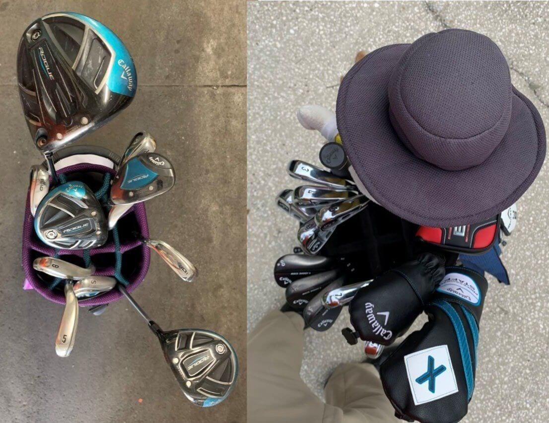 John Hughes Golf, Why to organize your golf bag, how to organize your golf bag, Golf lessons in Orlando, Golf Schools in Orlando, Organizing Your Golf Clubs