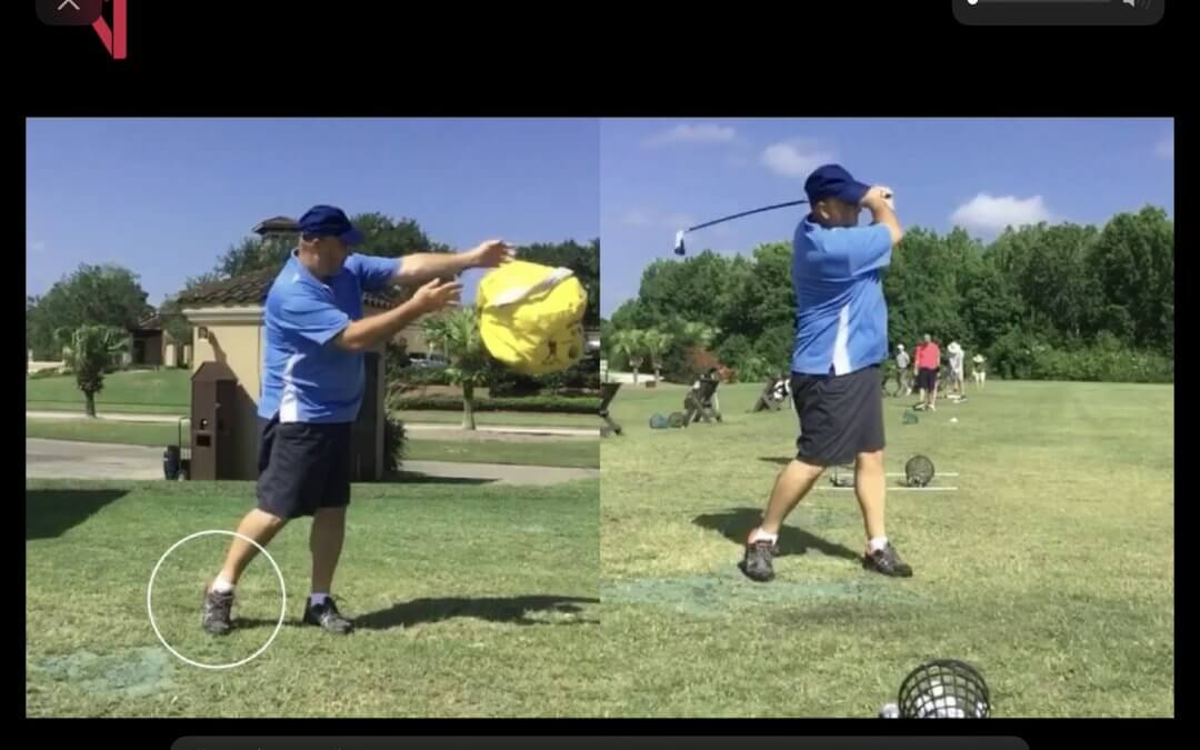 Video Golf Lesson