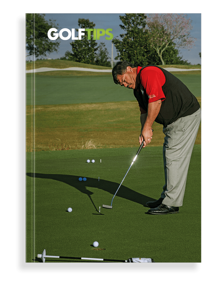 Climb the Ladder to Better Putting
