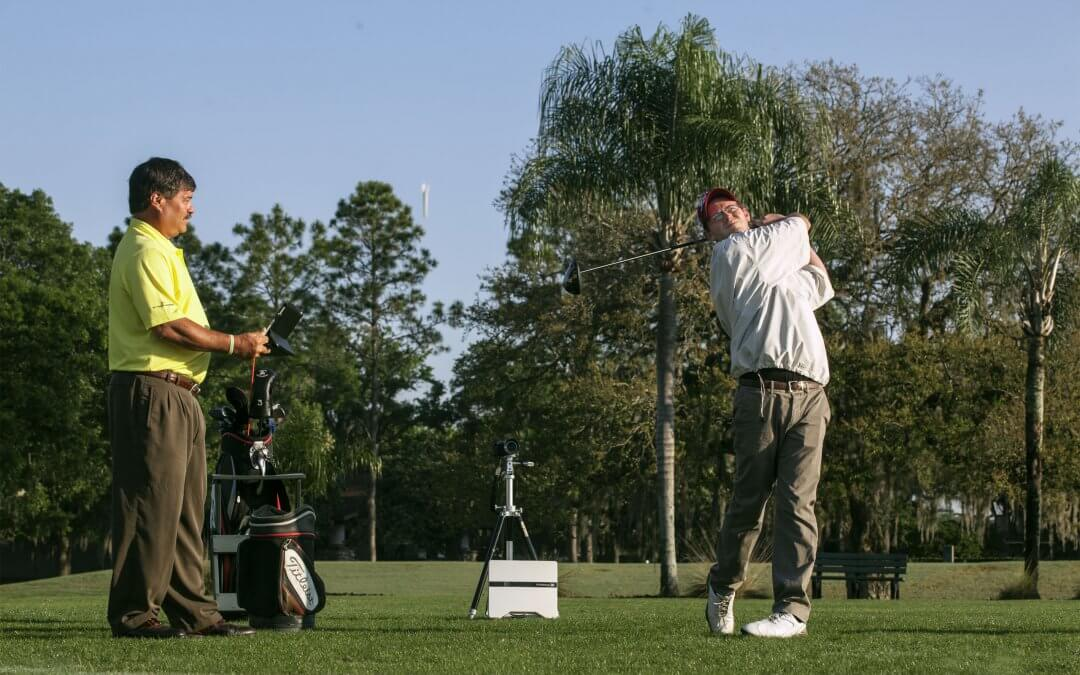 Skills Evaluation and 18-Holes of Golf at Falcon's Fire Golf Club
