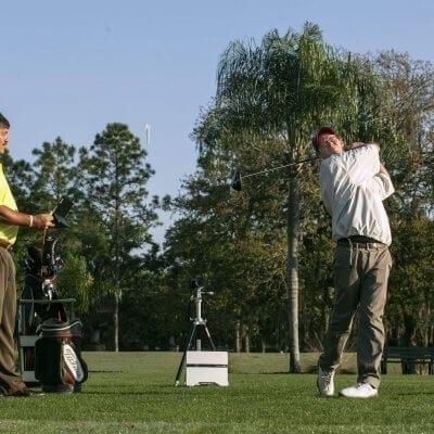 Golf Skills Evaluation and 18-Holes of Golf @ Falcon's Fir Golf Club