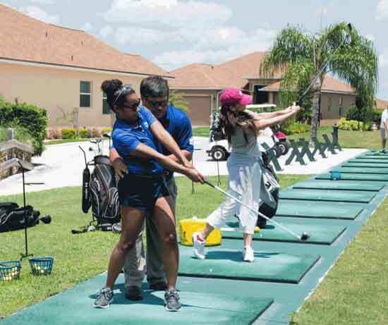 Play Golf Now! – Orlando Beginner Golfer Clinics