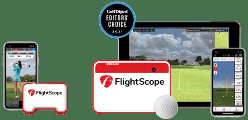FlightScope Mevo+ Family, John Hughes Golf